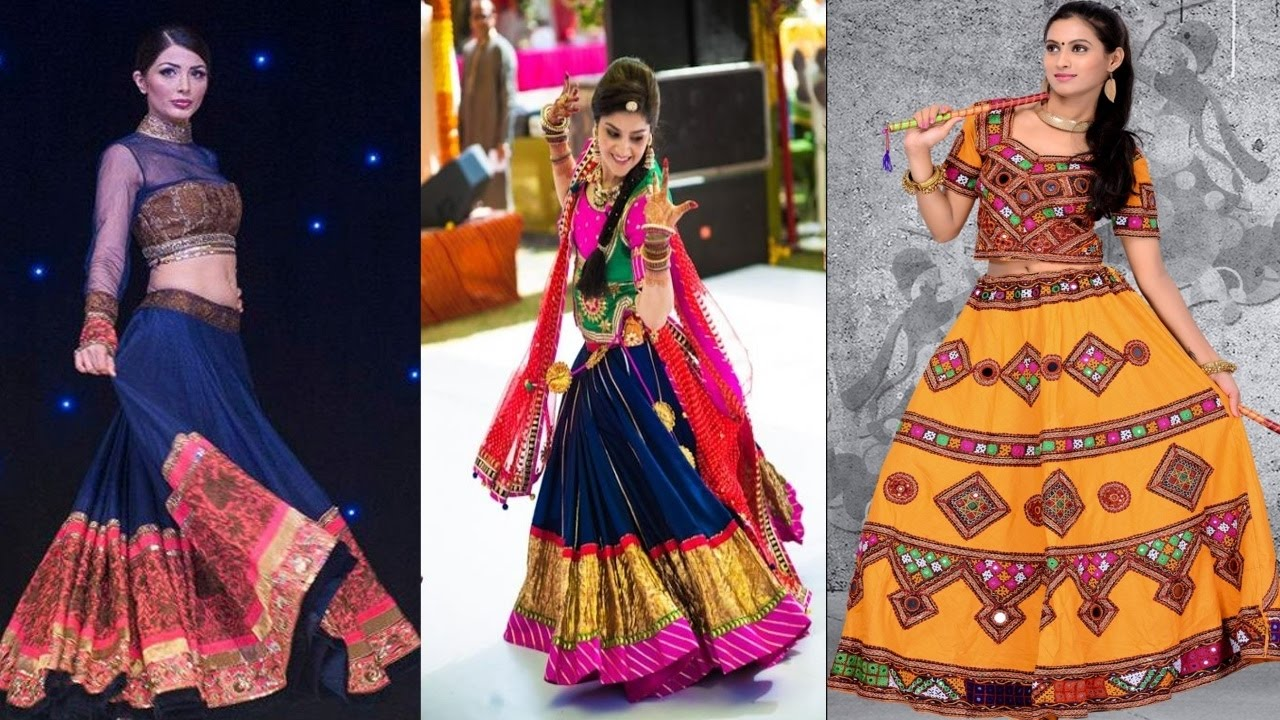 Make Heads Turn With The Ultimate Fashion Guide to Navratri